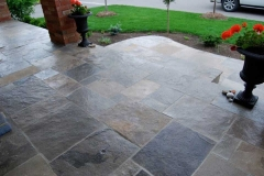 #10 Square Cut Flagstone, Sealed.