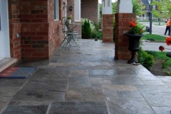 #11 Square Cut Flagstone, Sealed.