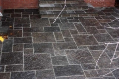 #13 Square Cut Flagstone, Sealed.