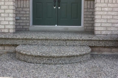 Exposed with Bullnose