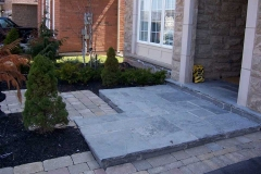 #1 Square Cut Flagstone. Not Sealed.