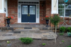 #8 Square Cut Flagstone Not Sealed.